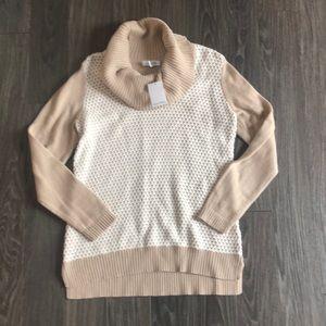 NWT Calvin Klein Cowl Neck Sweater
